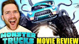 Monster Trucks – Movie Review