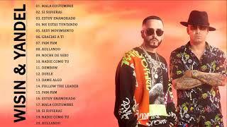 Wisin y Yandel - Mix sus mejores exitos 2021