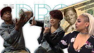 Raven-Symone Doesn't Want Harriet Tubman on the $20 Bill - The Drop Presented by ADD