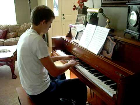 LDS Baptism Piano Solo