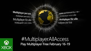 Xbox free multiplayer weekend includes access to Rocket League and NBA 2K17
