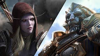 World of Warcraft: Battle for Azeroth Cinematic Trailer - YouTube
