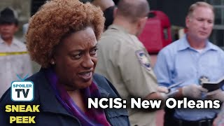 "NCIS: New Orleans 5x04 Sneak Peek 1 ""Legacy"""