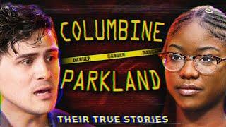 I spent a day with SCHOOL SHOOTING SURVIVORS (Columbine, Parkland, Reynolds)