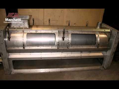 Carpenteria Meccanica per Settore delle Macchine Utensili
