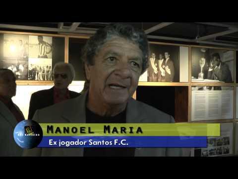 ASJ Notícias - Museu Pelé - Manoel Maria