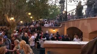 Earthquake at Disneyland July 5, 2019