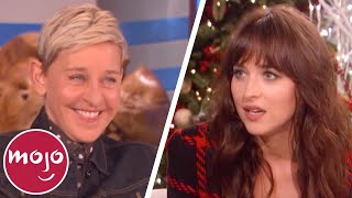 Top 10 Times Celebs Clapped Back at Ellen