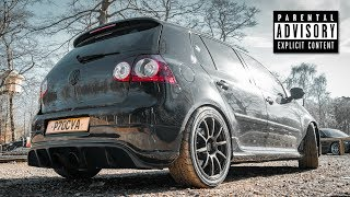 This 535 BHP (VW GOLF R32) Turbo is Brutally FAST 🔞