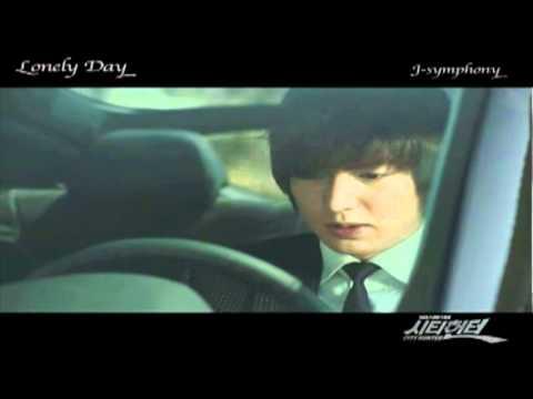 Lonely day - J-Symphony City Hunter OST Part 4