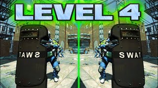 PAYDAY 2 - Security Level 4 (Payday 2 Mods - Jewelry store)