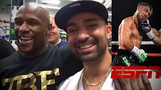 Vasyl Lomachenko LOST EXPOSED Paulie Theory of Black Fighters NO LONGER THE BEST AF Floyd Mayweather