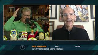 Paul Finebaum on the Dan Patrick Show Full Interview | 7/26/21