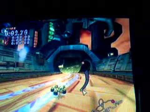 Crash Nitro Kart all shortcuts and all characters - YouTube