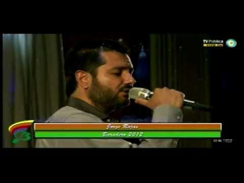 Baradero 2012 - Jorge Rojas - No saber de tí