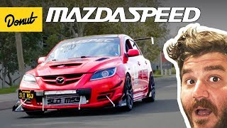 Mazdaspeed - Everything You Need to Know | Up to Speed