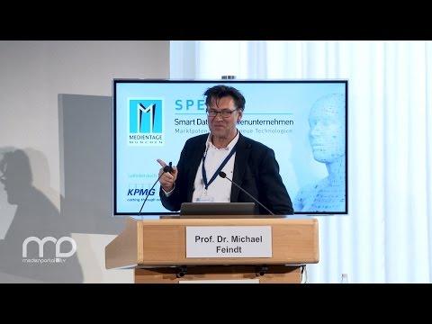 Vortrag: Mit Predictive Applications die digitale Zukunft gestalten
