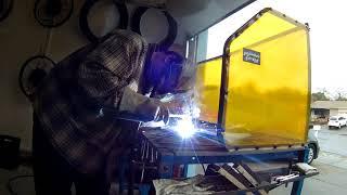 11 1/2 Hours of Stick Welding