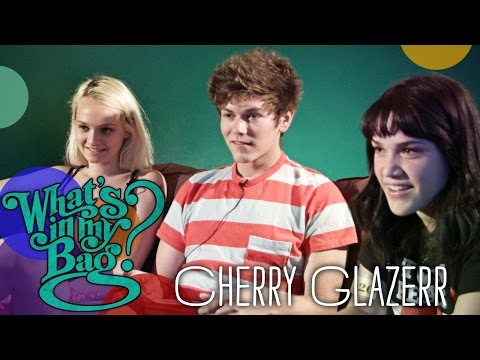 Cherry Glazerr - What's In My Bag?
