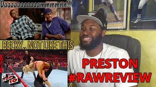 Top 10 Raw moments: WWE Top 10, June 24, 2019 -REACTION/REVIEW