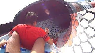 King Cobra Water Slide at Santorini Park Waterventures