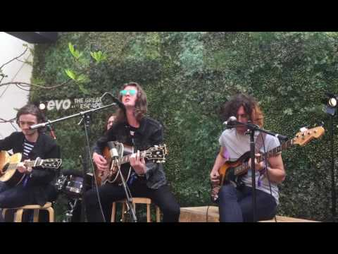 Blossoms - Getaway (Acoustic) - Live @ Vevo for The Great Escape 20/05/16