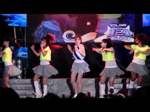 Shine 黃宇曛 觸電 FullHD中文字幕 @CUXI 雙巨星演唱會高雄場