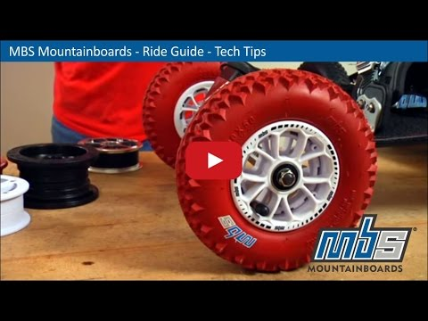 MBS Mountainboards - Ride Guide - Tech Tips