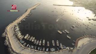 #شاهد ميناء #غزة، صور لأول مرة ستدهشك    تصوير ميديا تاون