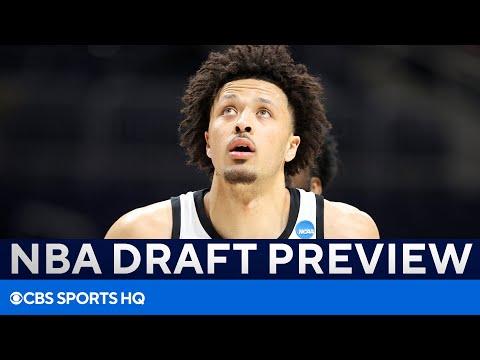 2021 NBA Draft Preview: Cade Cunningham, Jalen Green, & MORE | CBS Sports HQ