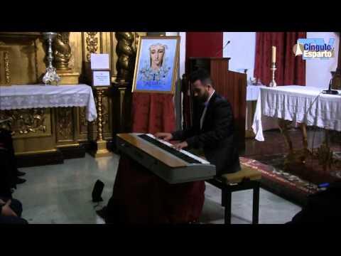 """""""Santísimo Cristo del Desamparo y Abandono"""" a piano"""