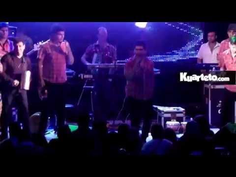 Los Reyes del Cuarteto - Presentación  CD ''La octava maravilla''