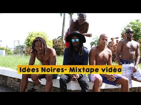 Drex - Idées Noires Mixtape