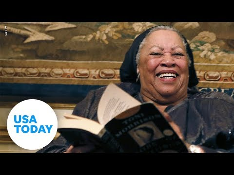 Author Toni Morrison dies at age 88 | USA TODAY