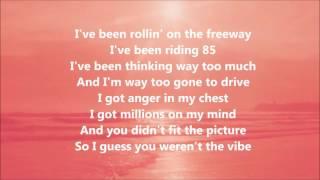 Calvin Harris - Rollin ft Future & Khalid lyrics