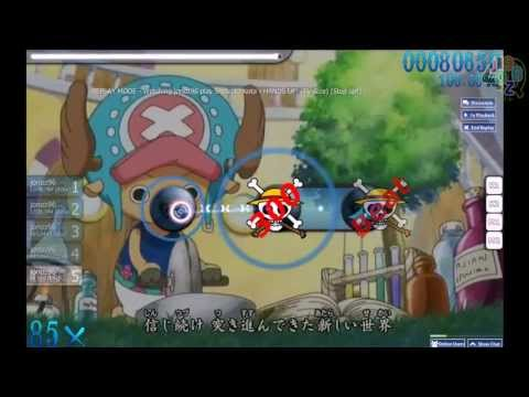 Baixar One Piece-Hands Up(Osu-Step Up!-SS(perfect-100%))