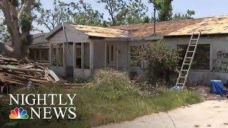 Florida Panhandle Communities Still Struggling Months After Hurricane Michael | NBC Nightly News