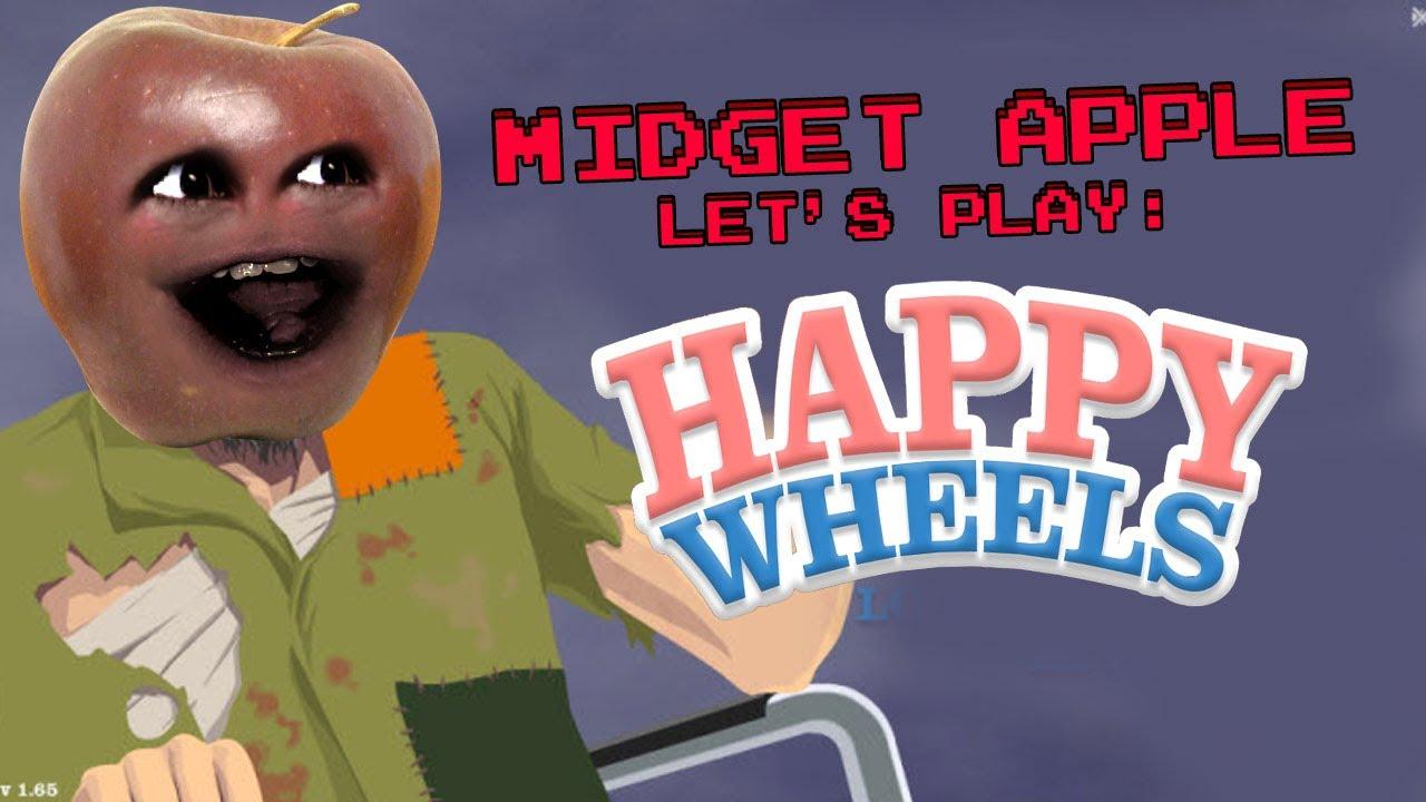 Midget apple let 39 s play happy wheels youtube - Let s play happy wheels ...