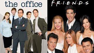 Efficiency in Comedy: The Office vs Friends