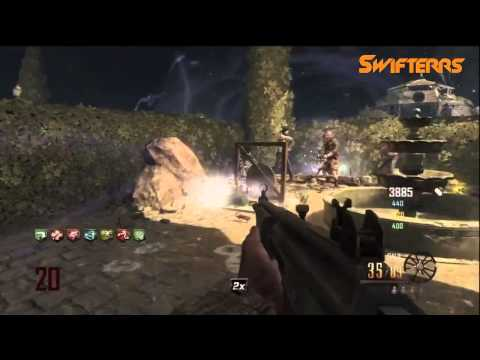 Black Ops 2 Zombies Buried Mazed And Confused Achievement Tutorial - BO2 Achievement Guide - Smashpipe Games