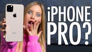 iPhone 11 Pro?!