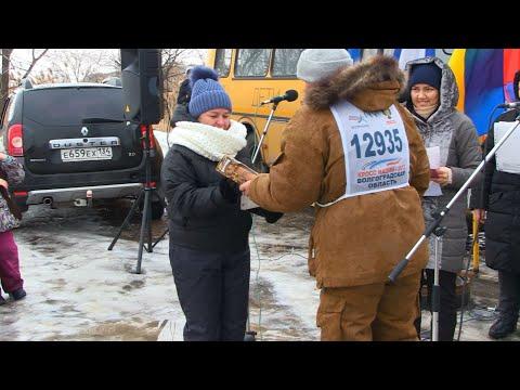 Соревнования по зимней рыбалке 2021