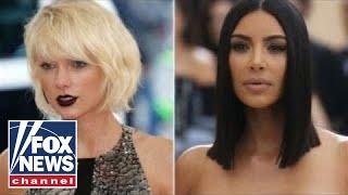 Taylor Swift calls out Kim Kardashian on tour