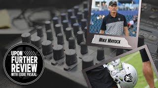 Preparing for the 2020 NFL Draft w/ Mike Mayock | Upon Further Review | Las Vegas Raiders