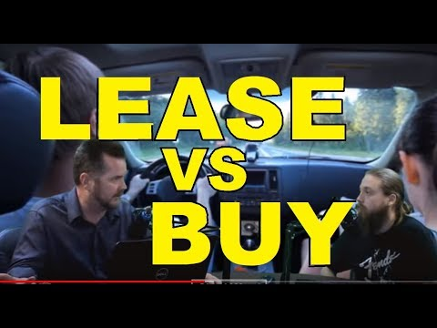 LEASE vs BUY - Auto Dealer Tips - Expert Advice for smart vehicle buying