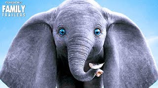 DUMBO 2019 | New Grammys trailer brings the animated flying elephant to life