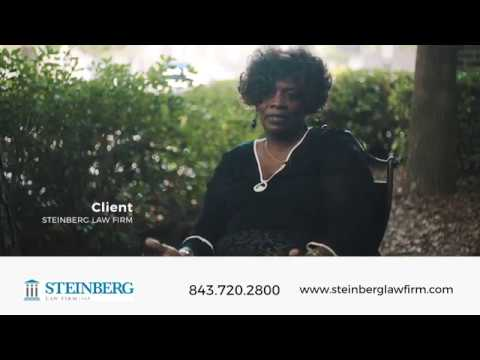 Charleston Car Accident Victim Calls Steinberg Law Firm