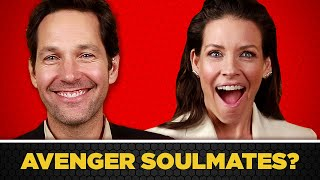 """The Cast Of """"Ant-Man And The Wasp"""" Found Out Which Avengers Are Their Soulmates"""