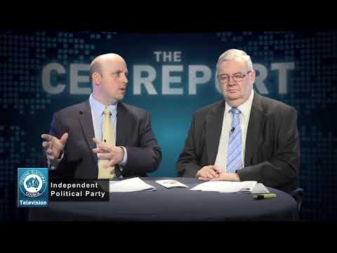 1 June 2018 - The CEC Report - Bankers hate Democracy, Glass-Steagall / More Russia fake news