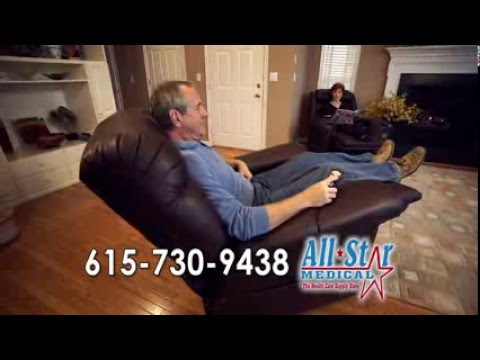 Maxicomfort Lift Chair  by Golden Technologies Nashville Tennessee All Star Medical